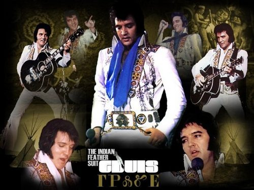 larawan Of Elvis