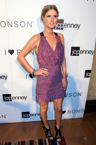 """JCPenney Celebrates the """"I दिल Ronson"""" Collection"""