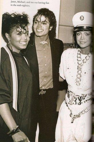 Janet&Michael&LaToya
