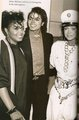 Janet&Michael&LaToya - michael-jackson photo