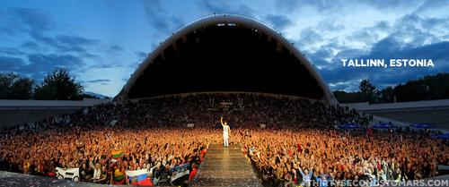 Jared in Tallinn, Estonia - June 21