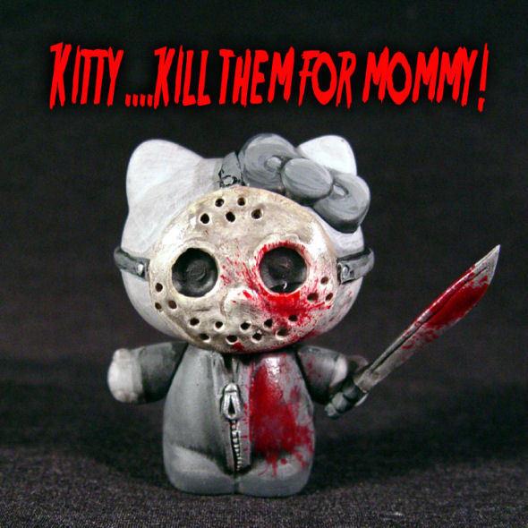 Jason Hello Kitty