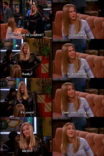 Jennifer Aniston | In vrienden ♥