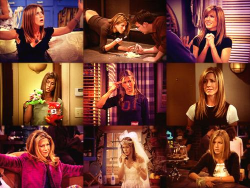 Jennifer Aniston   In Friends ♥