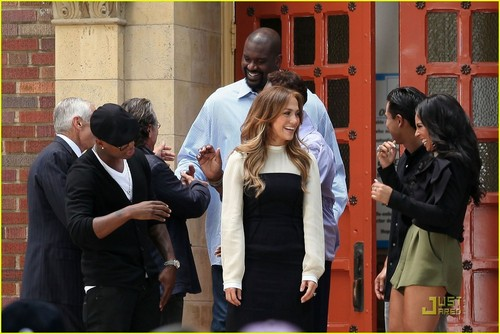 Jennifer Lopez: Boys & Girls Club picha Call!