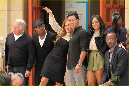 Jennifer Lopez: Boys & Girls Club 照片 Call!