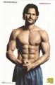 Joe Manganiello Covers July Issue of Muscle &amp; Fitness - joe-manganiello photo