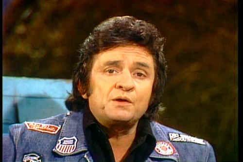 Johnny Cash 1975
