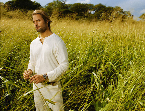 迷失 壁纸 containing a grainfield and cultivated 白饭, 大米 called Josh Holloway