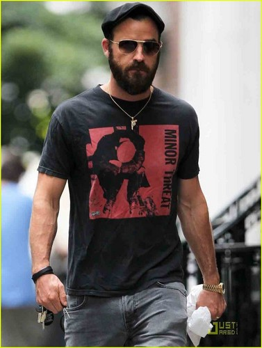 Justin Theroux: One of Jennifer Aniston's favori Co-Stars!