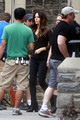 Kate Beckinsale spotted on the Set of Total Recall in Toronto, Jun 21
