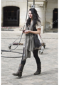 Katie in Pierrefonds S4 - merlin-on-bbc photo