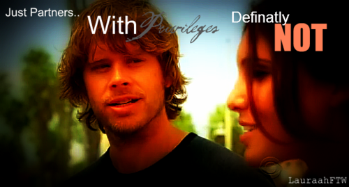 Kensi and Deeks