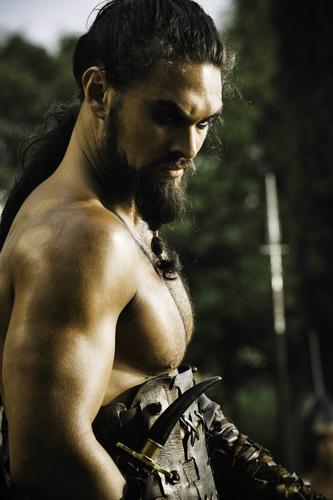 Khal Drogo wallpaper with a hunk titled Khal Drogo