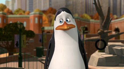 Kowalski's Worried