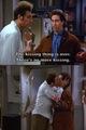 Kramer kisses Jerry