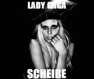 Lady Gaga fan Art Album Covers