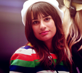 Lea Michele.