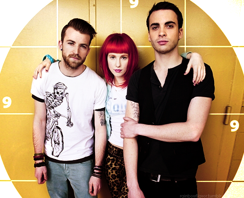 Lindsey Byrnes picha of the Band Paramore
