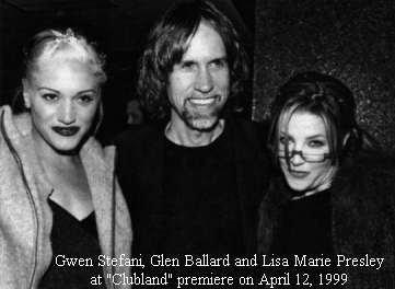 Lisa,Gwen and Glen