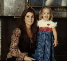 Little Lisa and Priscilla