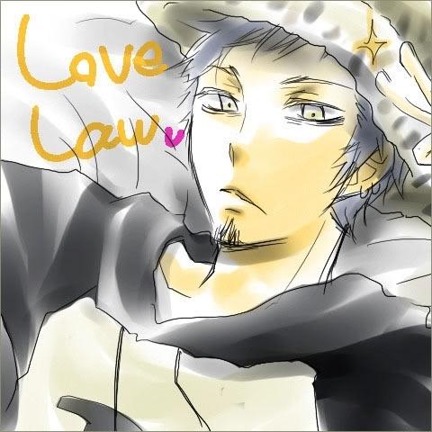 tình yêu Law