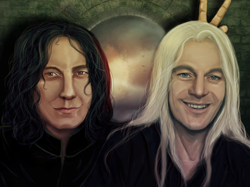 Severus & Lucius: Beneath the Masks images Love YouZ HD wallpaper and background photos