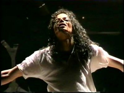 MJ konsert
