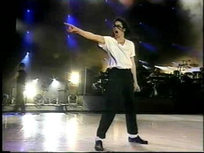 MJ concert