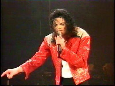 MJ konser
