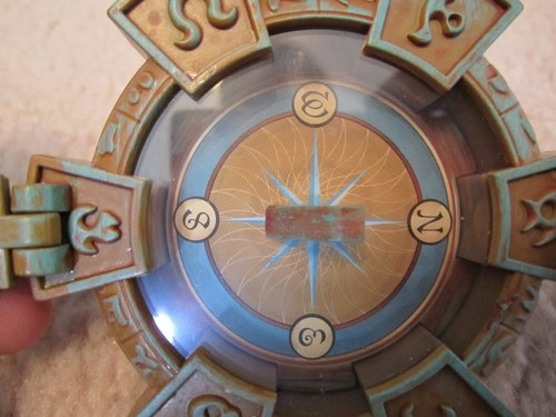 MQ compass karatasi la kupamba ukuta