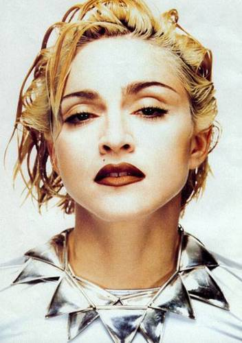 Madonna the one and only Queen of Pop