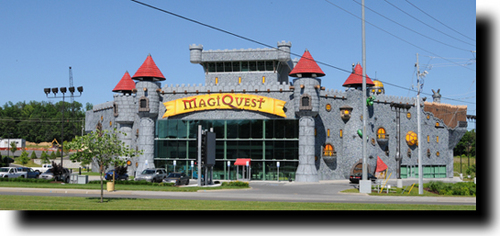 MagiQuest Pigeon Forge, TN