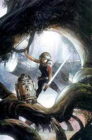 Mara Jade Skywalker achtergrond entitled Mara and Artoo