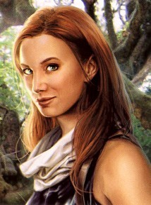 Mara Jade Skywalker wallpaper containing a portrait called Mara