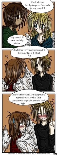 Maximum Ride Comic