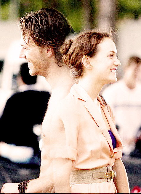 Meg & Riley.