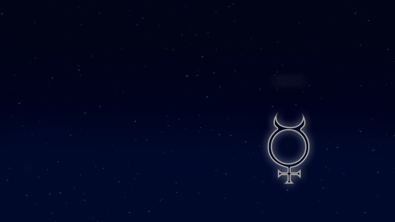 Alchemical Symbol For Mercury Mercury alchemical symbol