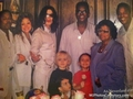 Michael and family - michael-jackson photo