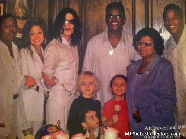 Michael and family