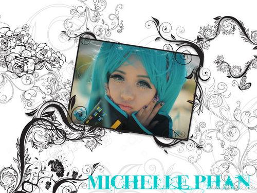 michelle phan images michelle phan hatsune miku wallpaper