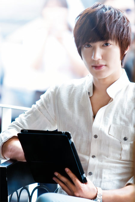 "Minho in ""City Hunter"" - lee-min-ho photo"