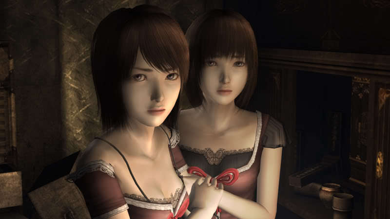 Fatal Frame images Mio and Mayu wallpaper and background photos ...