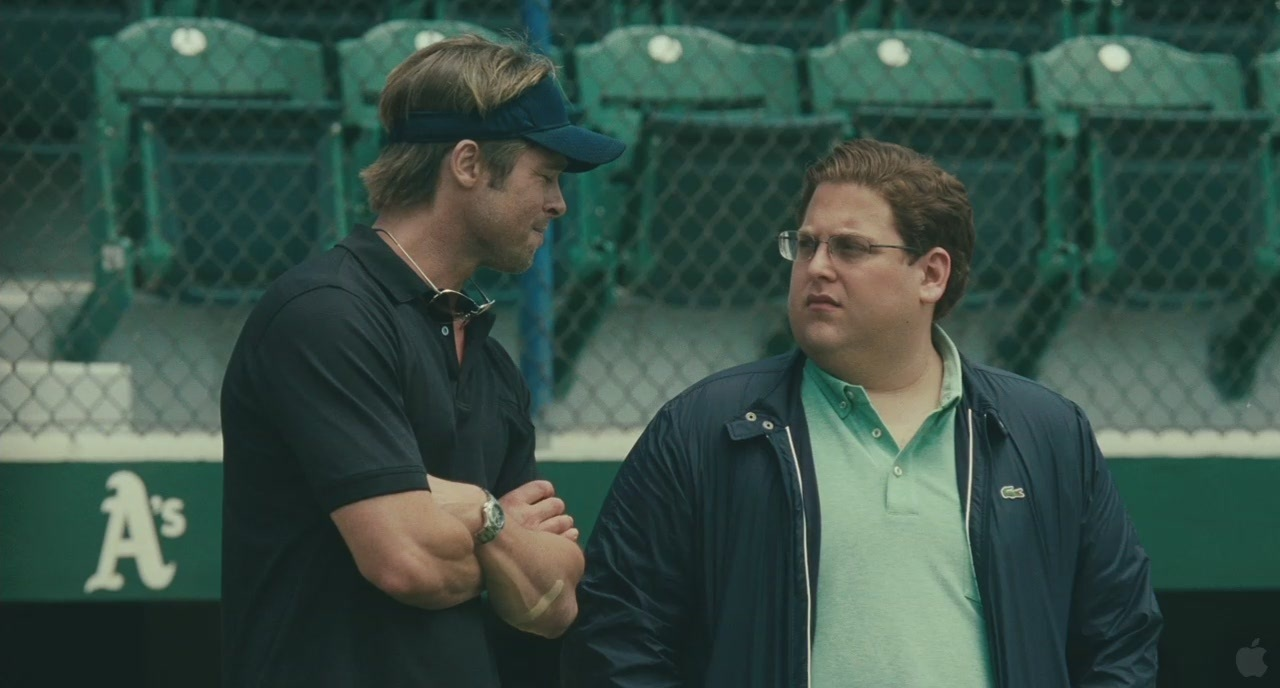 moneyball review Film review by adam sweeting a true story based on the bestselling book by bond-trader-turned-author michael lewis, moneyball is a baseball movie that breaks the mould of baseball movies, just.