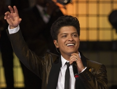 Much Musiz Video Awards <3 2011 Bruno Mars