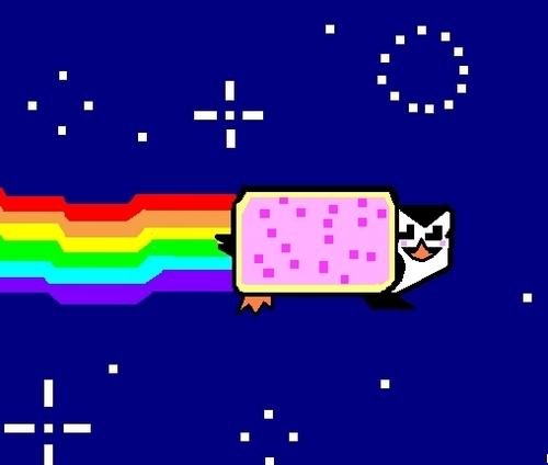 My Version of Nyan Skipper - MDR