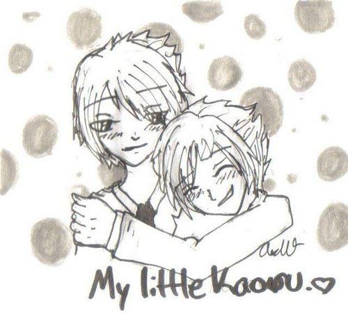 My little Kaoru