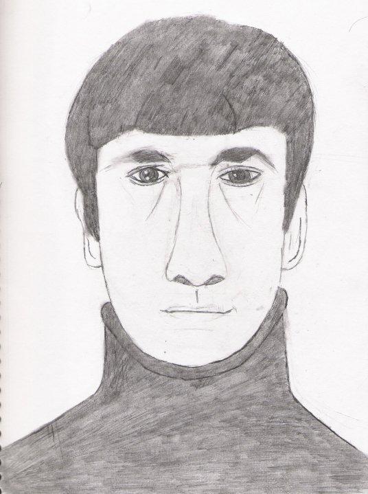 My Sketch Of John Lennon The Beatles Fa Art 23103866 Fanpop
