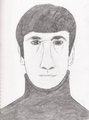 My sketch of John Lennon - the-beatles fan art