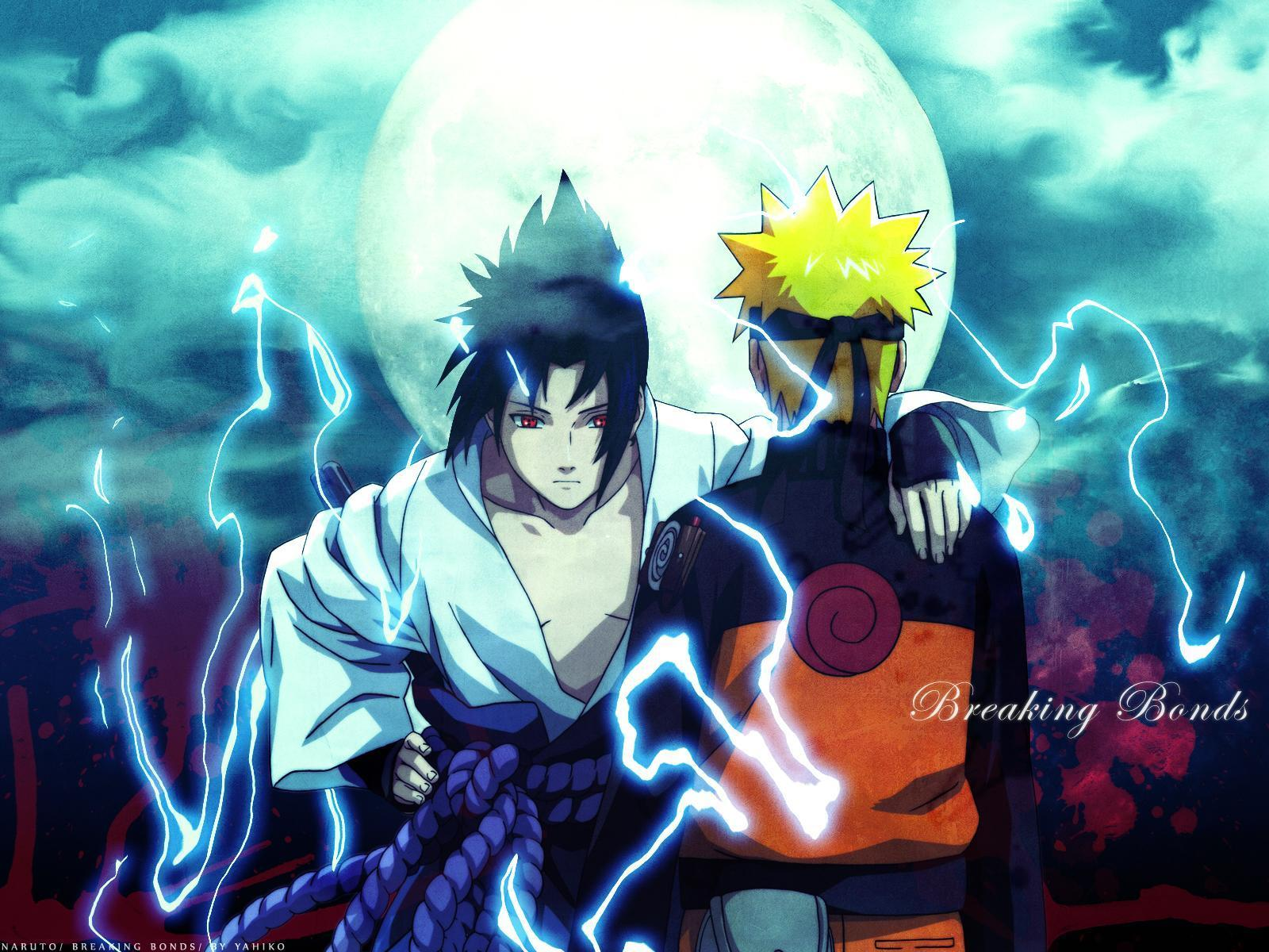 naruto shippuuden images naruto vs sasuke hd wallpaper and